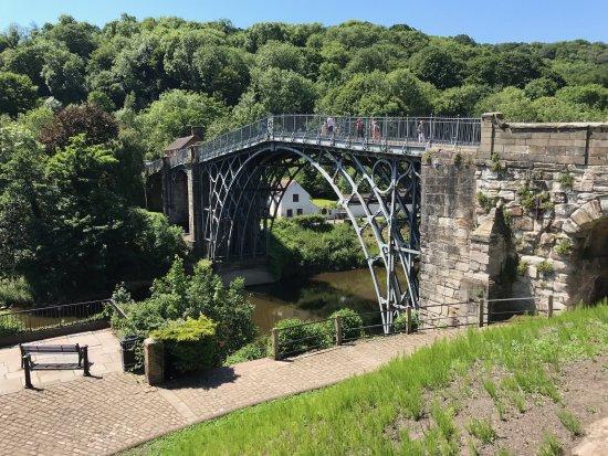The world's first Ironbridge