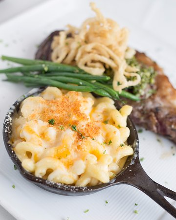 Atlantic Beach, FL: Mac n' Cheese Skillet and Steak
