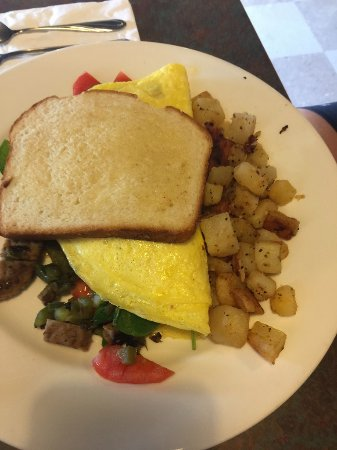 North Fort Myers, FL: Western Omlet
