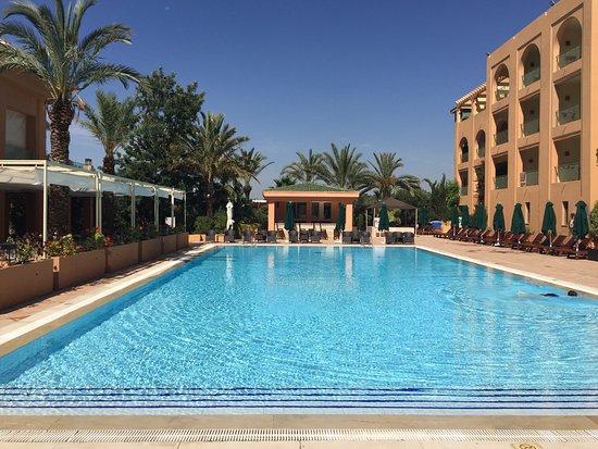 Alhambra Thalasso Hotel, hôtels à Hammamet