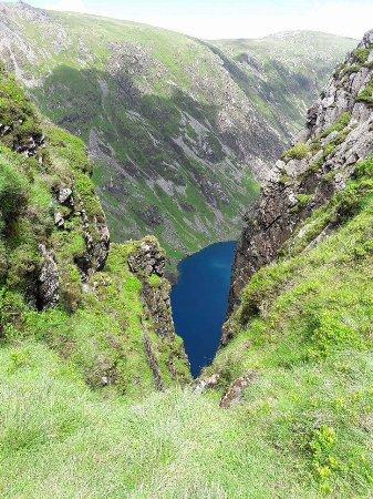 Tal-y-llyn, UK: Cadair Idris walk