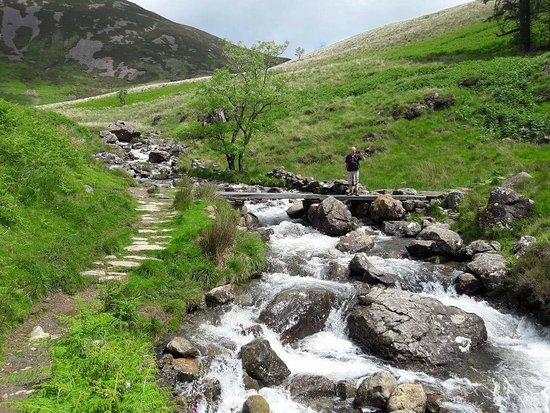 Tal-y-llyn, UK: Cadair Idris walks