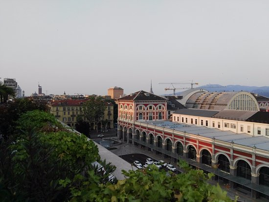 Panorama dalla terrazza picture of turin palace hotel for Hotels turin