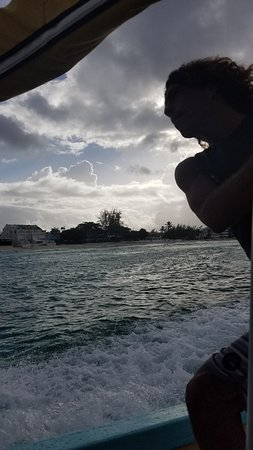 Christ Church, Barbados: Charles in Charge!