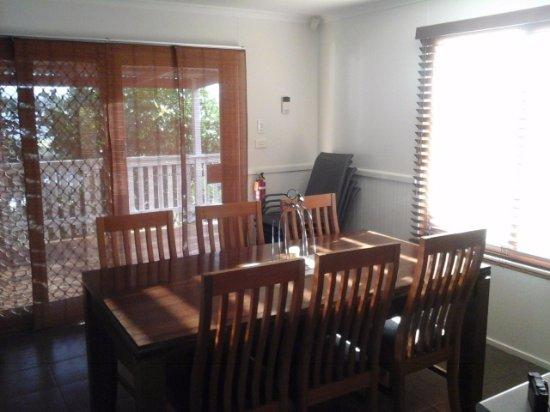 Kiama, Australien: Dining table