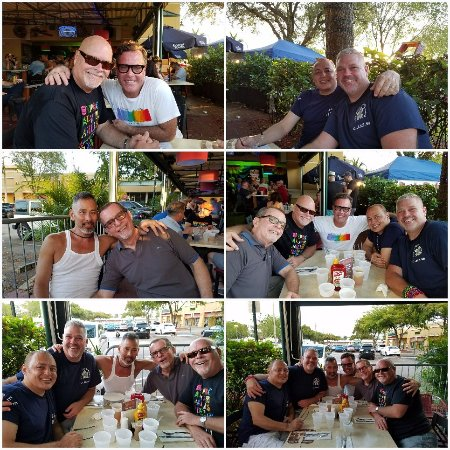 Wilton Manors, FL: Gay Pride @ the Alibi
