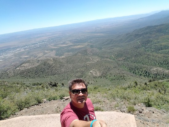 Clarkdale, AZ: What a view