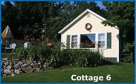 Weirs Beach, NH: Cottage 6