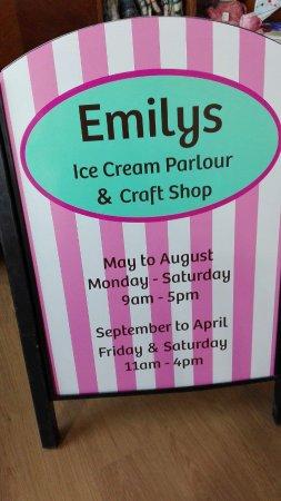 Emilys Ice Cream Shop