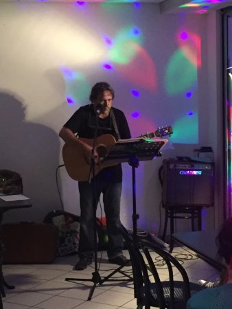 Mazet-Saint-Voy, France: Concert de Cush au Blue Gin - Ambiance assurée !
