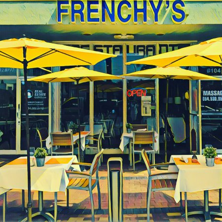 Frenchys table fort lauderdale