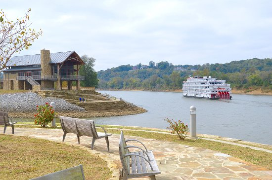 Clarksville, TN: Liberty Park on the Cumberland River