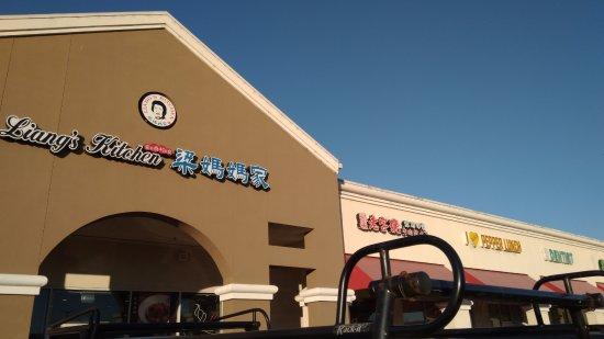 Milpitas, CA: 店鋪外的