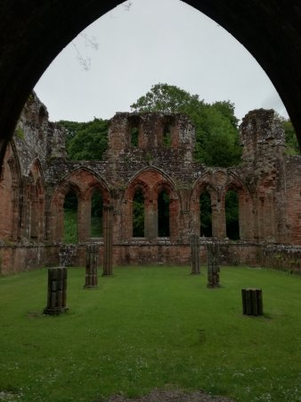 Barrow-in-Furness, UK: Furness Abbey