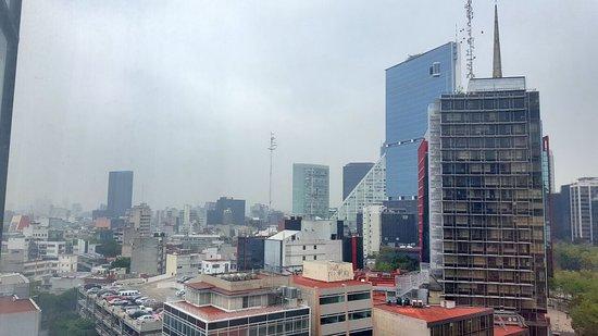 Hotel El Ejecutivo: Espectacular vista!