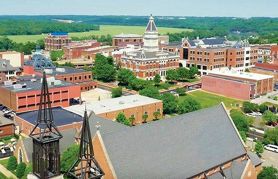 Downtown Clarksville, TN