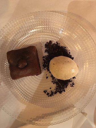 Restaurant Turandot: Dessert