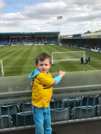 Priestfield Stadium: photo0.jpg
