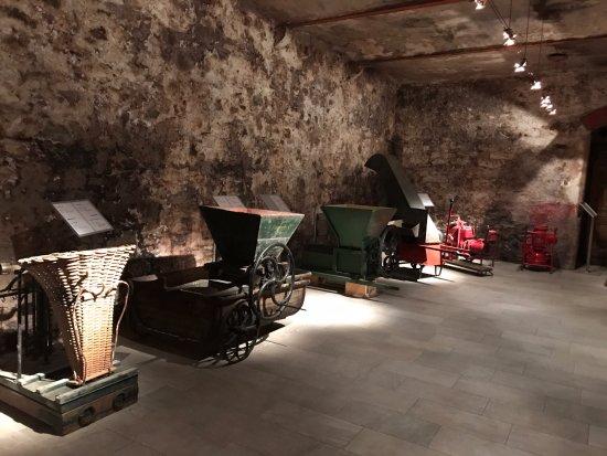 Bianzone, Italy: un museo degli attrezzi