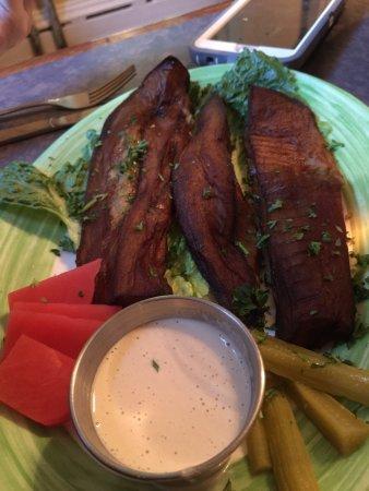 Skippack, PA: Fried Eggplant