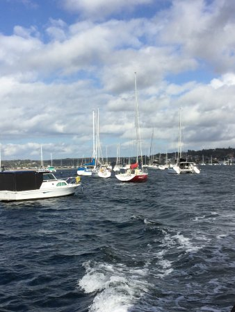 On the water to Cronulla
