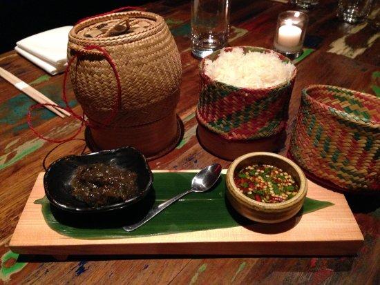 Photo of Asian Restaurant Khe-Yo at 157 Duane St, New York, NY 10013, United States