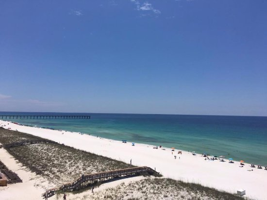 Springhill Suites By Marriott Navarre Beach View Of The Pier Longest Into