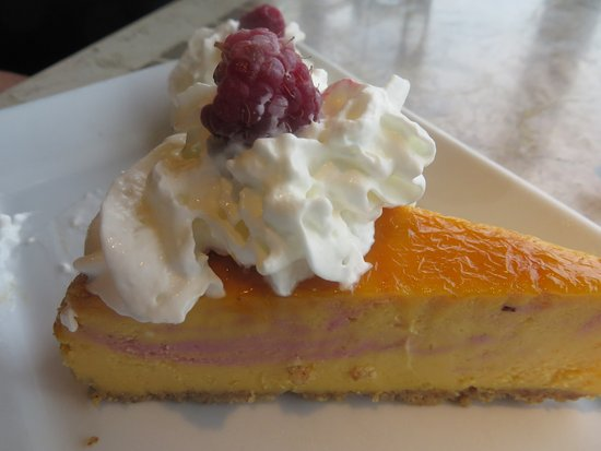 Little River, Carolina del Sud: Mango Cheese Cake...........