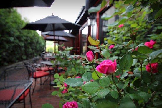 South Orange, NJ: Outdoor seating