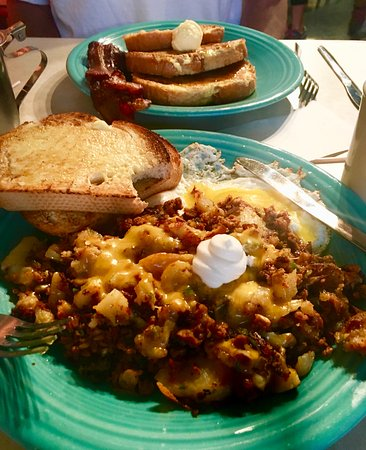 The Best Breakfast In Burgh Review Of Pamela S Diner Pittsburgh Pa Tripadvisor