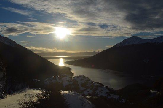 Province of Tierra del Fuego, Argentina: Paso Garibaldi