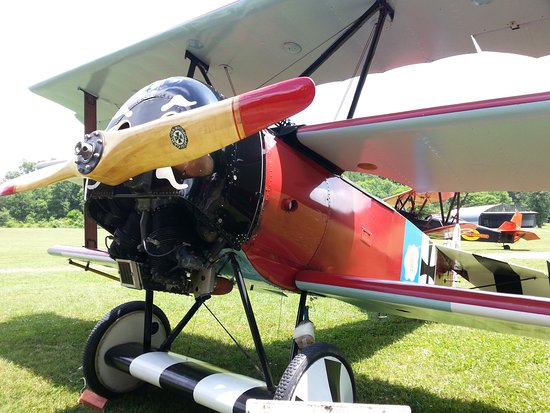 Red Hook, NY: Fokker triplane