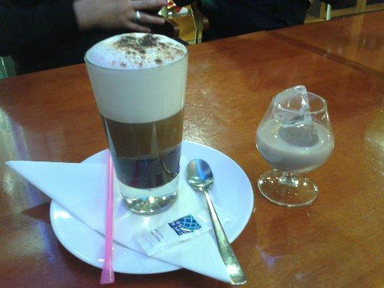 Cafe Dore: best mocha