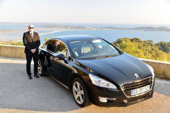 Chauffeur des Iles d'Or