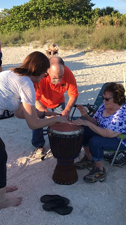 Nokomis, FL: Even my cousin's deaf husband could play & feel the music