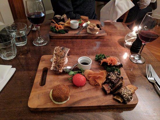 Lower Hutt, Nueva Zelanda: Beef 4-ways
