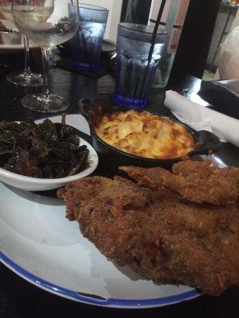 Belmont, Kuzey Carolina: Fried Chicken