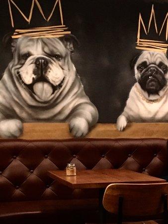 Penrith, Australië: Wall art