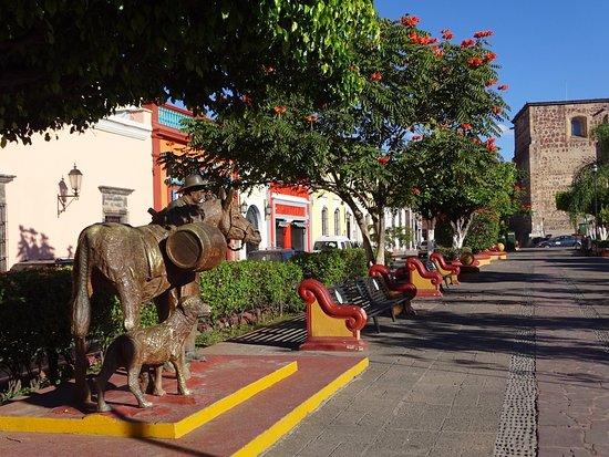 Calle de Tequila Jalisco