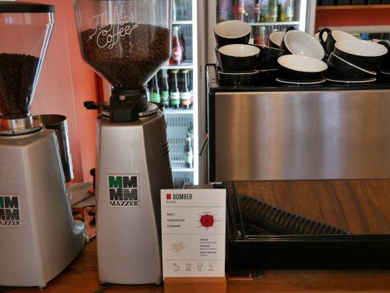 Motueka, Nya Zeeland: Flight Coffee