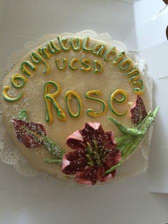Girard Gourmet: Princess Cake, yum!
