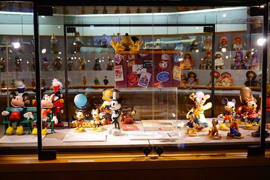 Engaru-cho, Jepang: Toy Museum on groundfloor