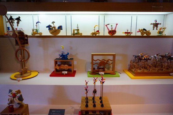 Engaru-cho, Japan: Other woodcraft toys