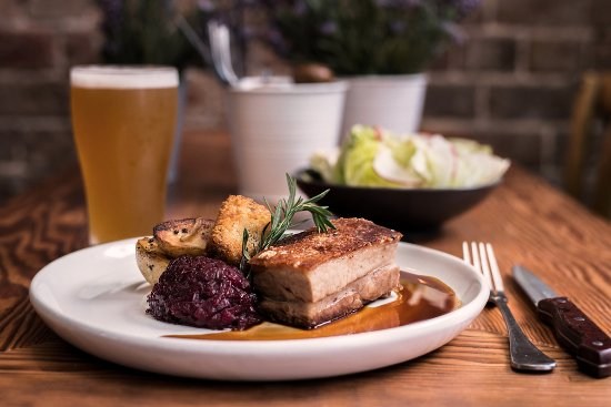 Rozelle, Australia: Pork Belly