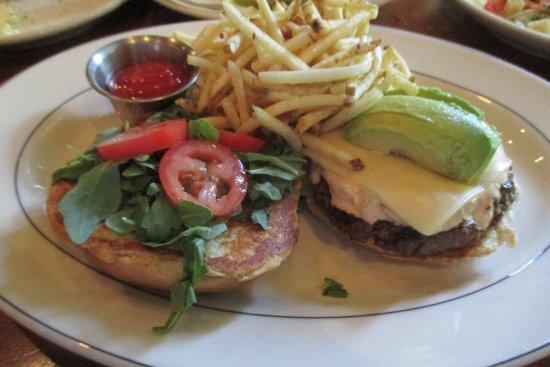 California Burger Picture Of J Alexander 39 S Palm Beach Gardens Tripadvisor