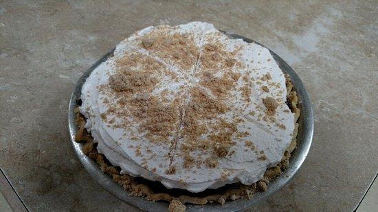 Our buckeye pie.