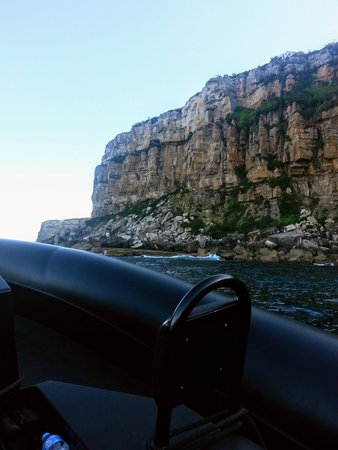 Varonil, Australia: Crusing past North Head