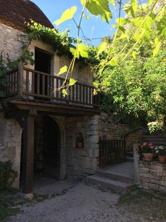 Payrac, Frankrijk: moulin de cougnaguet