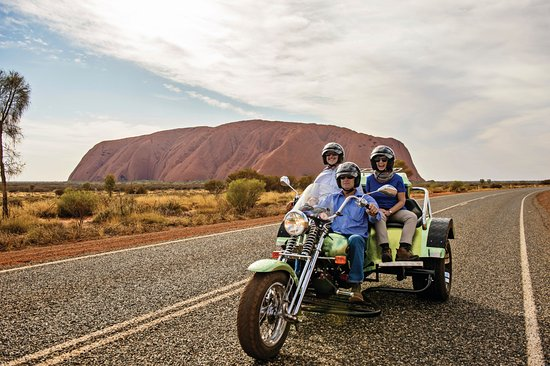 Uluru Motorcycle Tours