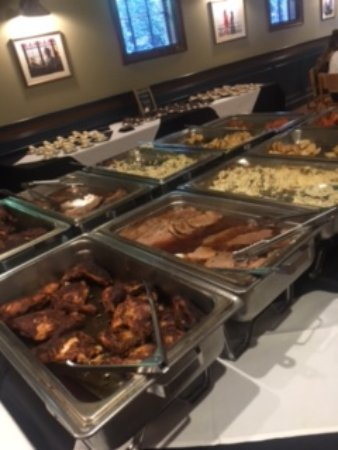 Johnstown, Pensilvania: Wedding Buffet